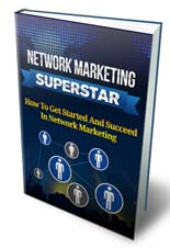 Product picture Network Marketing Superstar