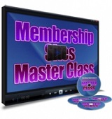 Product picture Membership Sites Master Class