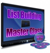 Product picture List Building Master Class
