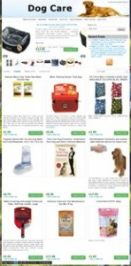 Product picture Amazon Dog Store