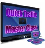 Product picture Quick Traffic Master Class